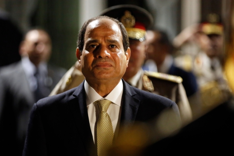 Executions have seen a sharp increase since Sisi seized power from Morsi [Thibault Camus/AFP]