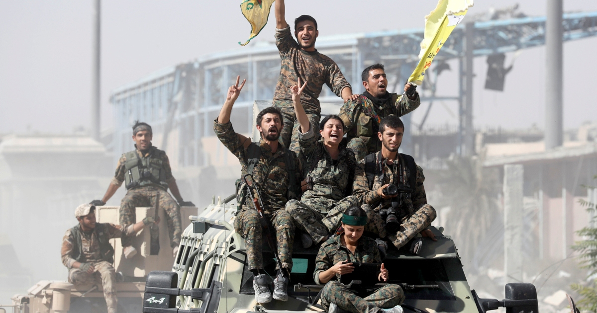 SDF militia forcibly conscripting teachers in Syria: Report