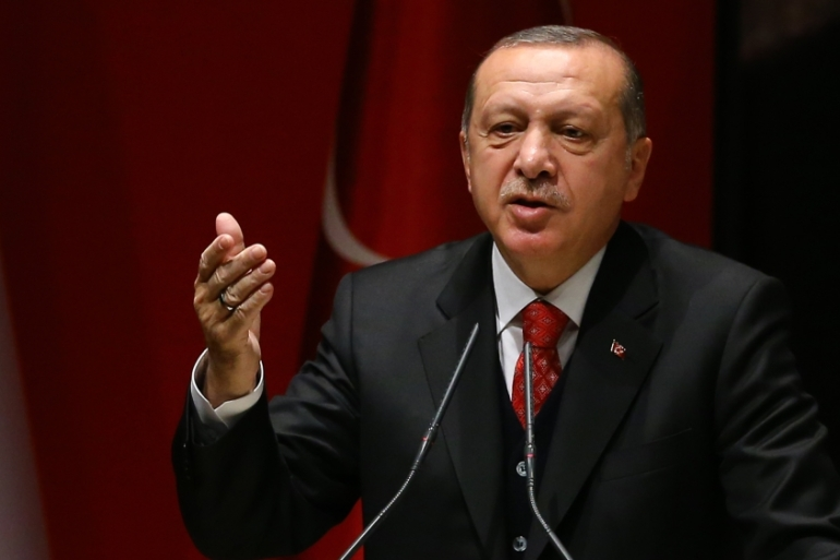 Turkey could cut diplomatic ties with Israel if the US recognise Jerusalem as its capital