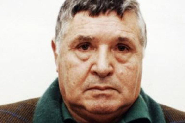 Salvatore 'Toto' Riina, sentenced in 1993 for multiple murders, died in a prison hospital in Parma [Unknown]