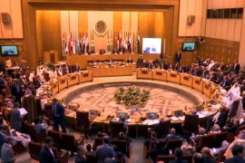 Arab League summit in Cairo [Al Jazeera Arabic]