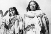 Native Americans were made US citizens in 1924 [AP]