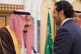 Saudi Arabia says Lebanon 'declaring war' against it
