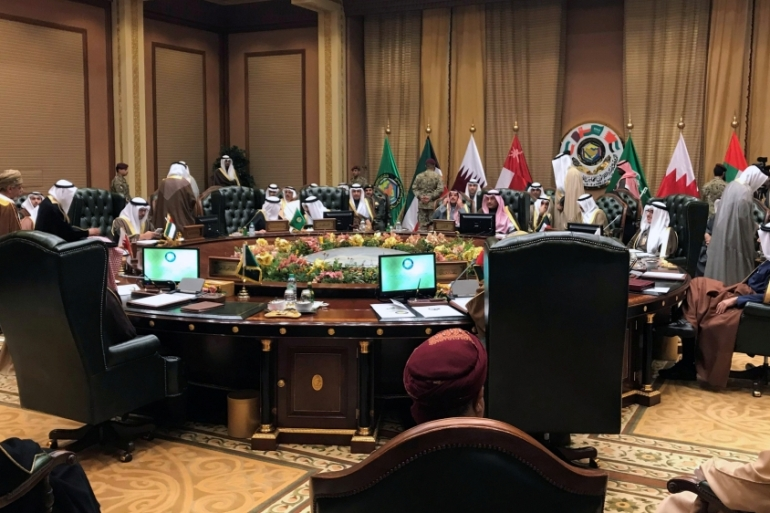 Earlier this month, the 38th GCC summit in Kuwait City was cut short amid an ongoing diplomatic crisis [File: Reuters]