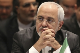 The invitation came just days before the US imposed sanctions on Zarif [File: AP]