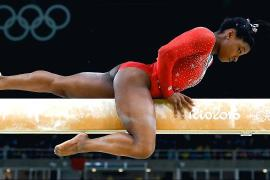 Olympic champion Simone Biles: 'I too was sexually abused'