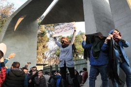 One month after Iran protests: A climate of uncertainty