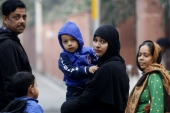 In late December, the Indian government introduced a new draft law for criminalising the practice of 'triple talaq' within Muslim communities [File: AP/Rajesh Kumar Singh]