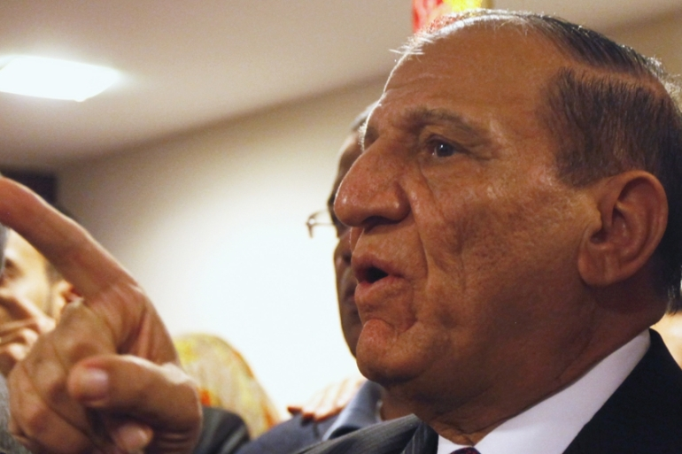 Anan's campaign said his candidacy is suspended 'until further notice' [Mohamed Abd El Ghany/Reuters]