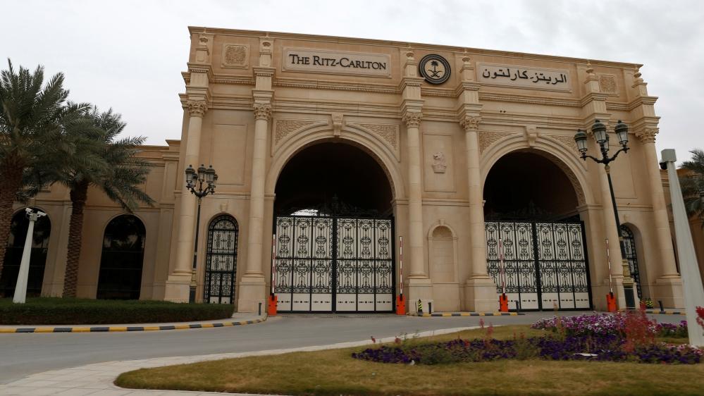 Saudi Arabia detains hundreds of government officials