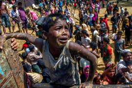 Will Myanmar respond to Rohingya refugees' demands?