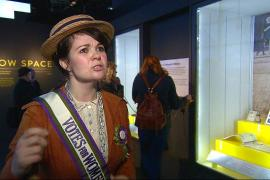 Museum of London marks 100 years of women's suffrage