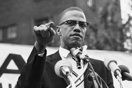 A new netflix documentary raises questions about the investigation of the assassination of Malcolm X [Getty]