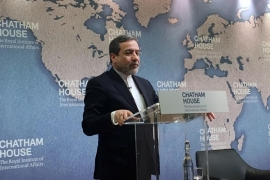 Araghchi served as Iran's chief nuclear negotiator during talks leading to the 2015 nuclear agreement [Reuters]