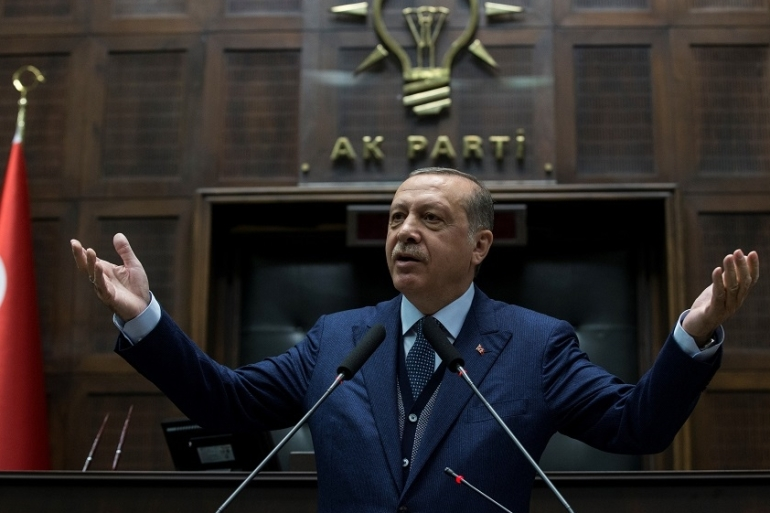 Last month Erdogan declared snap elections for June 24, bringing the polls forward by more than a year [Getty Images]