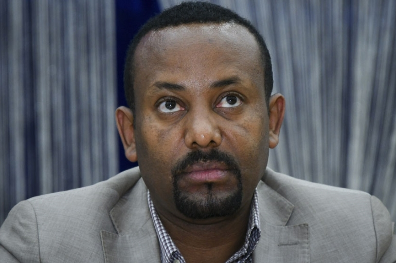 Ahmed will become the new prime minister after his predecessor Hailemariam Desalegn resigned in February [EPA]