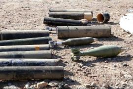 Dangerous explosives continue to haunt Iraq's Mosul post-ISIL