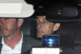 France's Sarkozy charged in Gaddafi funding case
