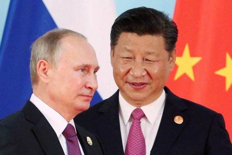 Why China S Xi Is Not Putin Plus Asia Pacific Al Jazeera