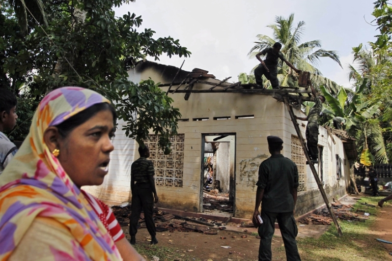 In 2014, religious violence left two Muslims dead in the worst sectarian incident in decades [File: AP]