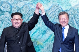 Is peace on the horizon between North and South Korea?