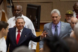 Miguel Diaz-Canel set to become Cuba's next president