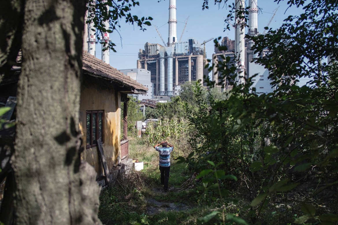 Residents in the vicinity of CEO's mines and transport infrastructure complain of the negative impacts of noise and pollution on their livelihood – for which no compensation is offered. [Mihai Stoica/Al Jazeera]