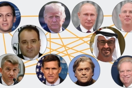 Mueller's Web: The UAE-Trump Connection