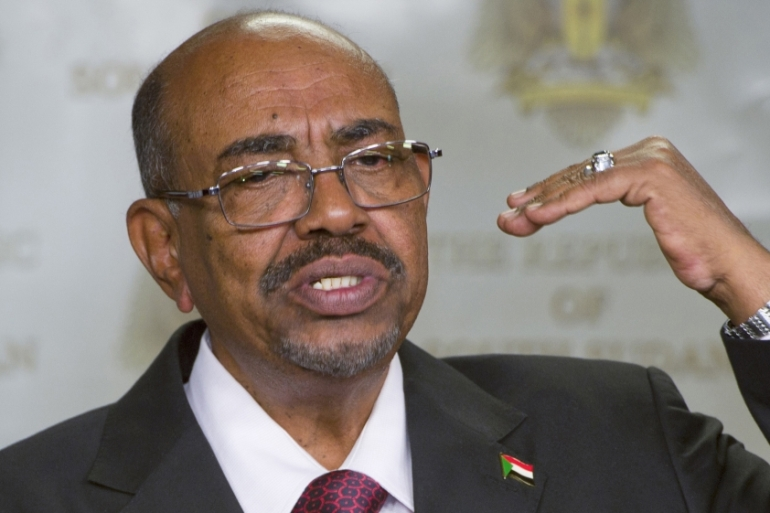 Sudanese President Omar al-Bashir has been in power since 1989 [File photo: AP]