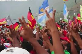 East Timor votes in second election in less than a year