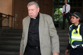 Cardinal George Pell to face trial on sex abuse charges