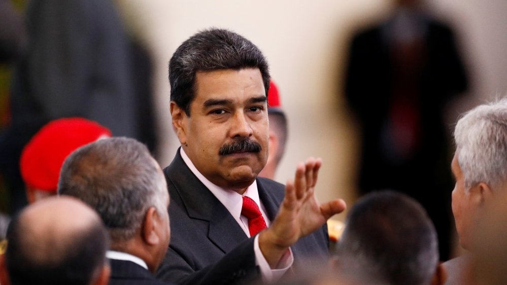 Venezuela's Maduro hopes for 'better relations' with US