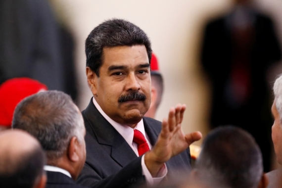 Biden's nominee for secretary of state, Anthony Blinken, has described Maduro as a 'brutal dictator' [File: Marco Bello/Reuters]