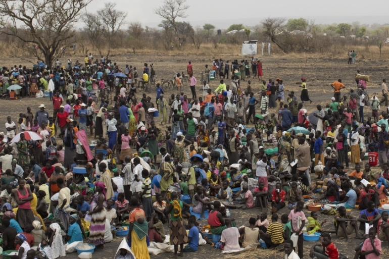 South Sudan conflict has created Africa's largest refugee crisis since the 1994 Rwanda genocide [Reuters]