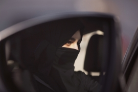 A royal decree issued last year announced that women would be allowed to drive in Saudi Arabia in 2018 [Amr Nabil/AP]