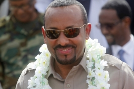 Ethiopian Prime Minister Abiy Ahmed acknowledged torture by state security forces in a speech at the Ethiopian Parliament on June 18 [Reuters]