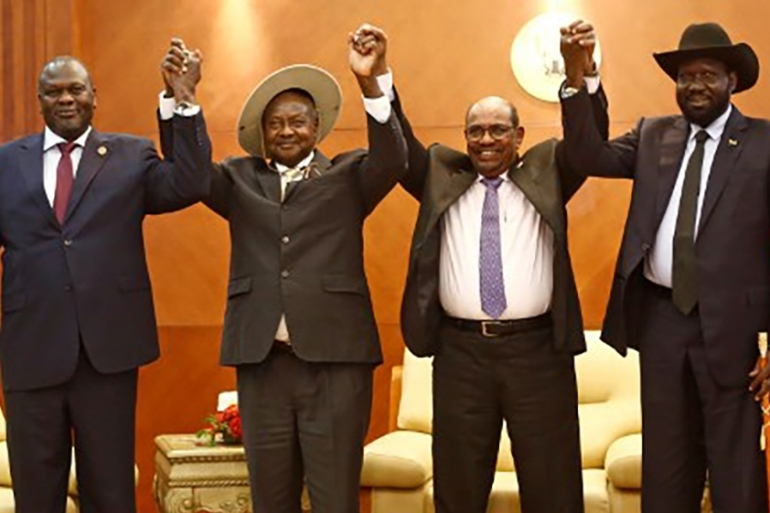 Warring parties in South Sudan have agreed to withdraw military troops from urban areas as part of the security agreement [File: AFP]