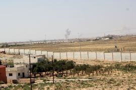 Rebels in southern Syria reach deal to end violence