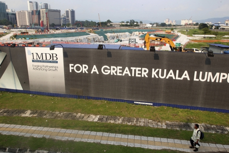 The 1MDB fund was set up in 2009 soon after Najib became prime minister [AP]
