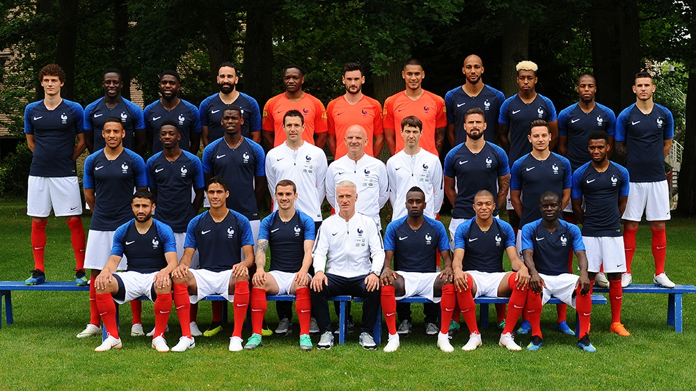 Is France S Ethnically Diverse Team A Symbol Of Multiculturalism France News Al Jazeera
