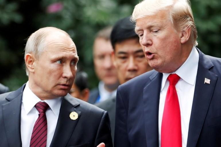 Trump Putin And The Elephants In The Room Finland Al Jazeera