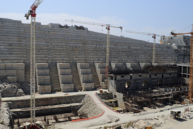 Egypt fears the dam will restrict already stretched supplies from the Nile, which it uses for drinking water, agriculture and industry [File: EPA]