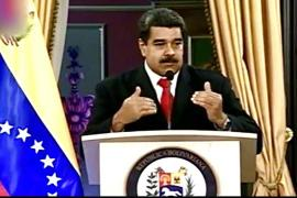 Maduro accuses Colombia's president of assassination attempt