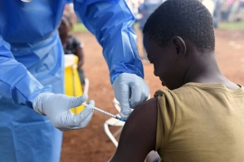 Ebola has claimed 118 lives since the outbreak started nearly two months ago [File: Daylife]