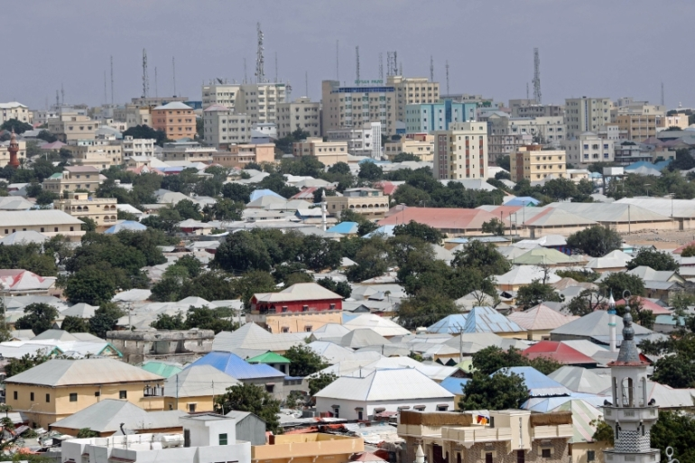 The book fair and the cluster of efforts by young Somali people to reclaim the story of their country are an unexpected and welcome knot of green in the desert of conflict, writes Nyabola [Reuters]