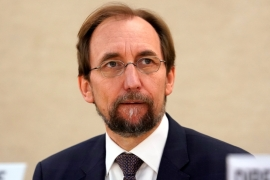 UN human rights chief: 'My job is not to defend governments'