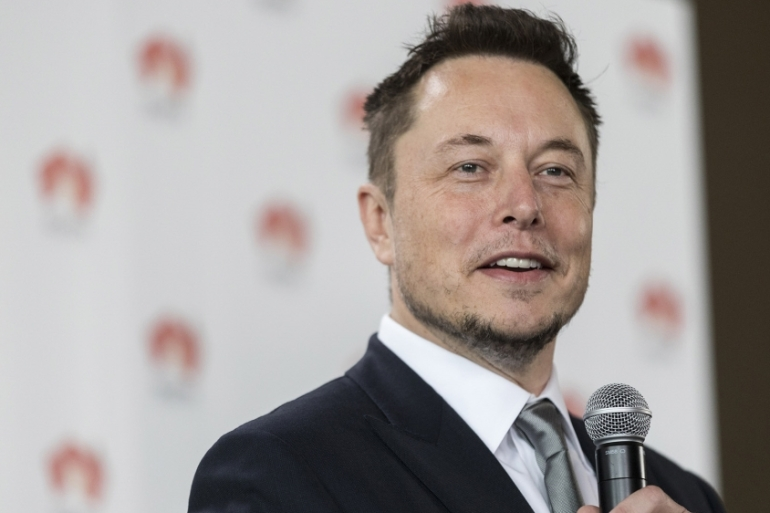 Tesla's first factory in Europe is expected to begin production in 2021, and will be located near the new Berlin airport, said Chief Executive Elon Musk [File: Ben Macmahon/EPA]