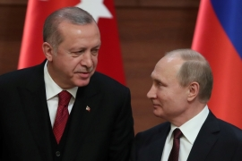 The ultimate goal for both the Turkish and the Russian leaderships is to restore relations with their usual partners, the US and the EU, writes Issaev [Reuters]