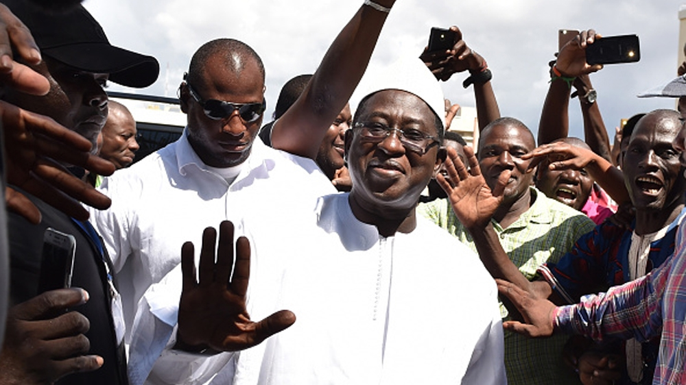 Kidnapped Mali opposition leader and French aid worker freed thumbnail