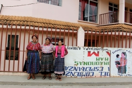 Saving the traditional midwife in Guatemala